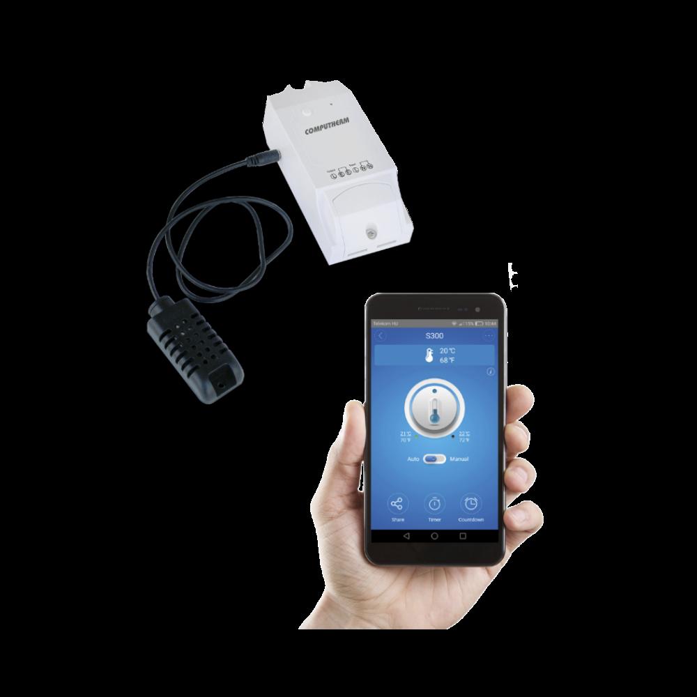 Wifi termostat I Cijena I Žični senzor I Computherm S300