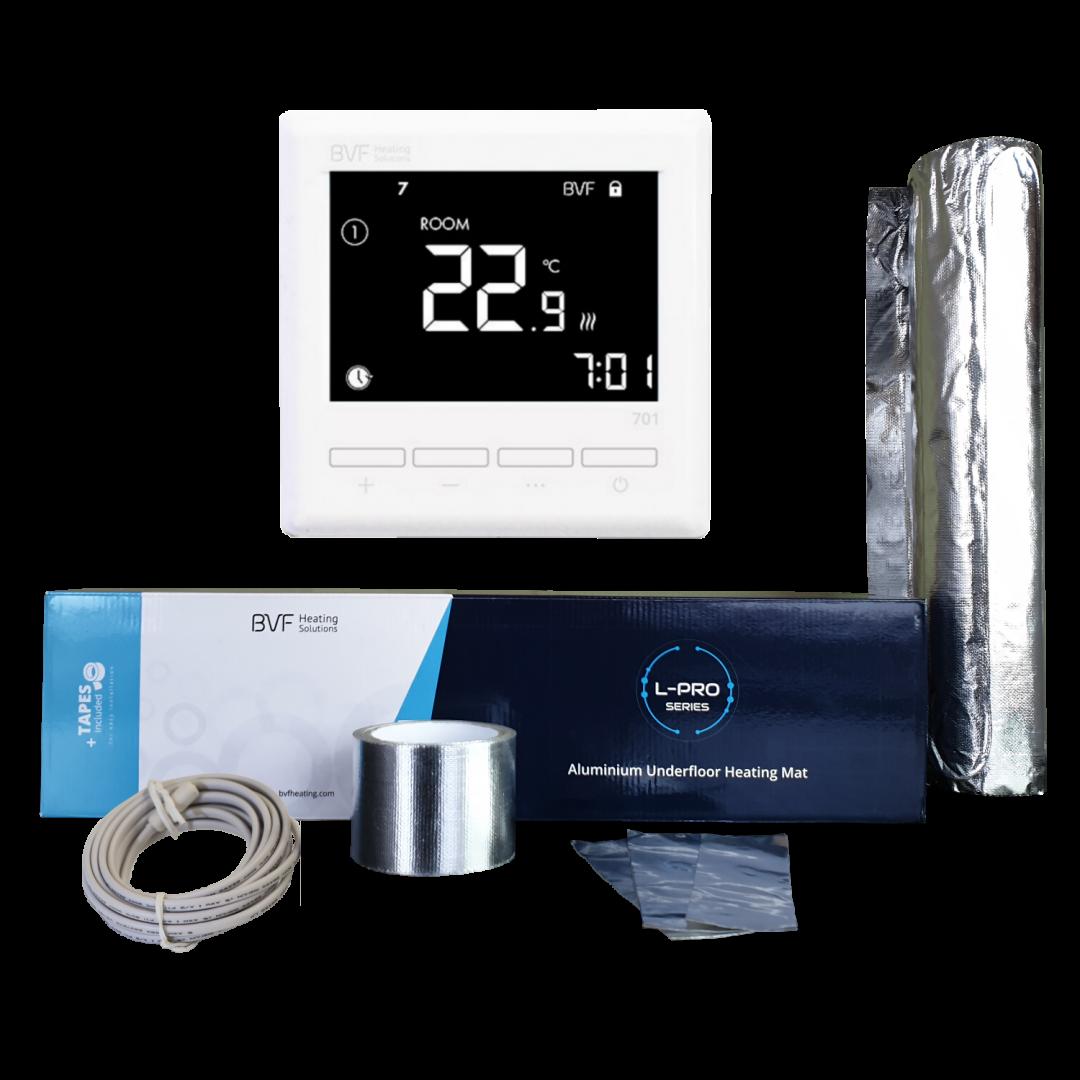 Grijaća folija od 1000W sa termostatom