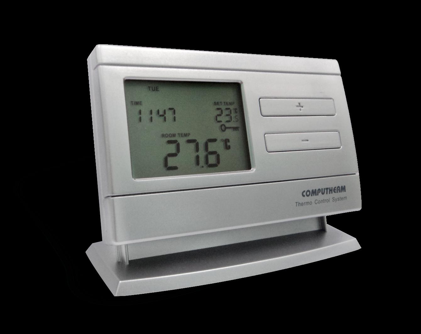 Dodatni termostat Q8RF(TX) za višezonski bežični regulator