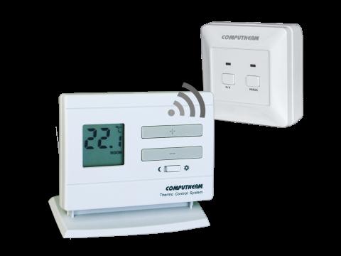 Q3RF bežični sobni termostat (radio frekvencijski) + prijemna jedinica