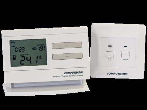 Computherm Q7RF - bežični, programabilni digitalni sobni termostat