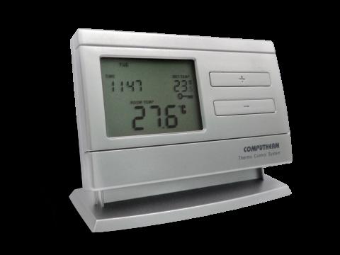 Q8RF (TX) - multizonski, bežični, programabilni, digitalni termostat