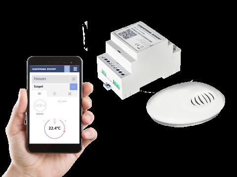 Computherm B300RF - Wi-Fi termostat sa bežičnim osjetnikom