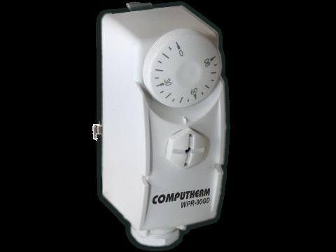 WPR 90GD - nalijegajući cijevni termostat