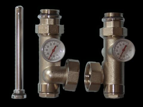 MF04 - kombinirani elementi priključaka na cirkulacionu pumpu za centralno grijanje serije NA25