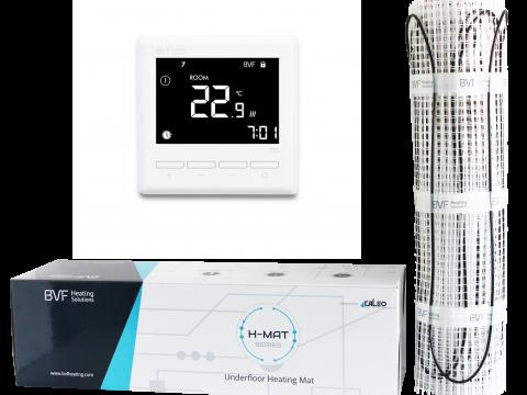 Grijaća mrežica 10m2 - 1500W + digitalno programabilni sobni termostat