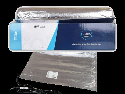 Aluminijska grijaća folija L-PRO od 10 m2 - 100W/m2