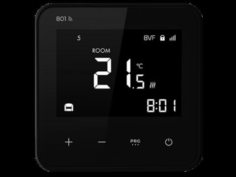 BVF 801 wifi termostat (crni) + podni senzor od 3m