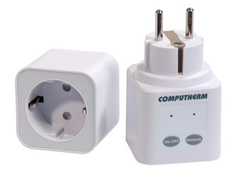 Utičnica Computherm Q1RX sa spajanjem na bežične termostate