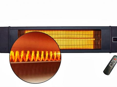 Infracrvena grijalica za terase - Remina