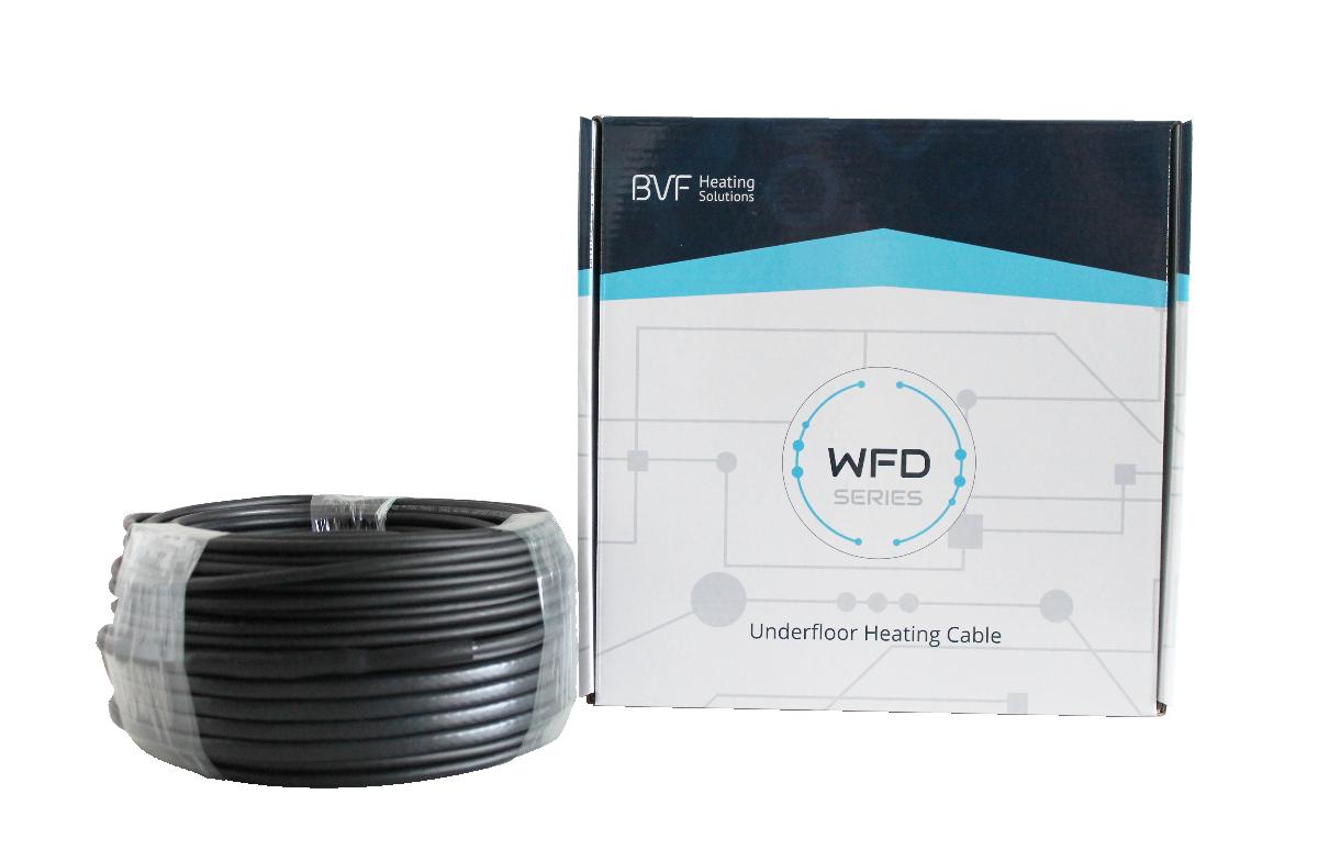 Električno podno grijanje - grijaći kabel